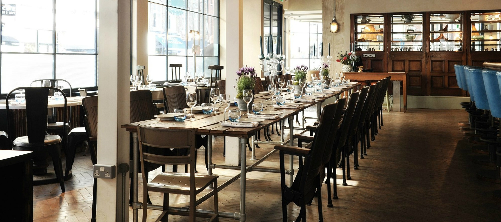 Riding House Café | Relaxed, Industrial Brasserie In A Quiet throughout Riding House Cafe Covent Garden