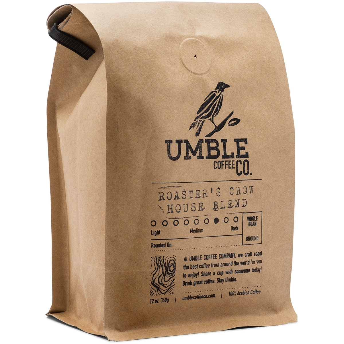 Roaster's Crow House Blend – Umble Coffee Co.® pertaining to House Blend Cafe Winter Garden