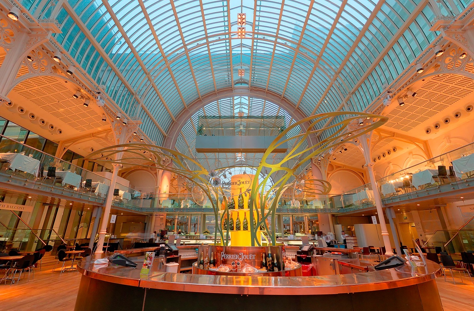 Royal Opera House Launches Interval Drinks Pre-Ordering Service with regard to Covent Garden Opera House Restaurant