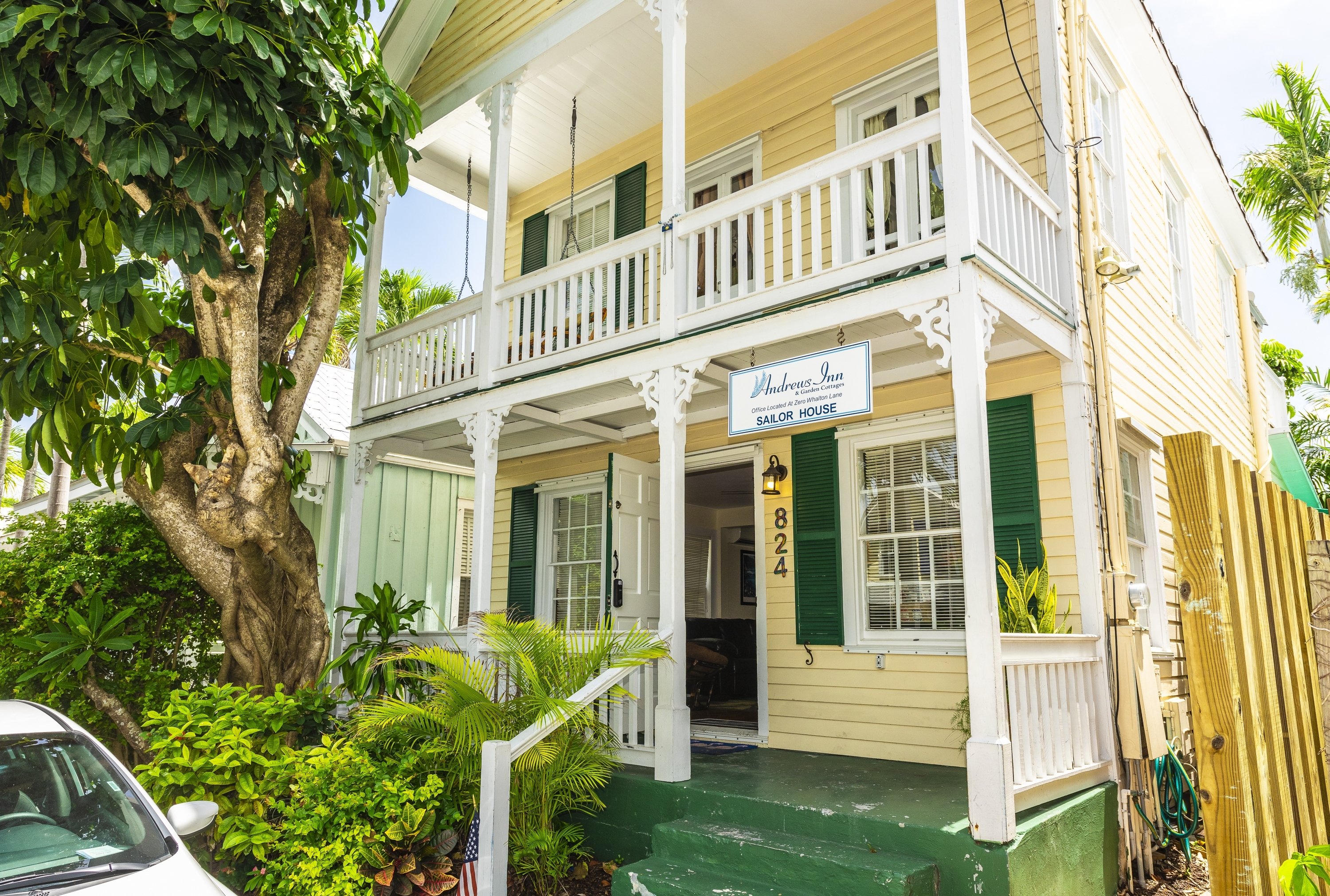 Sailor House, Cottages - Andrews Inn Key West - Bed And Breakfast In with regard to Garden House Key West Bed And Breakfast