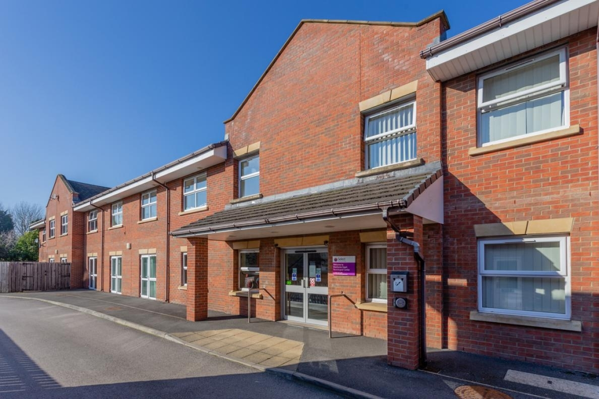 Sherborne Court Care Home By Select Healthcare Group inside Garden House Rest Home Sherborne