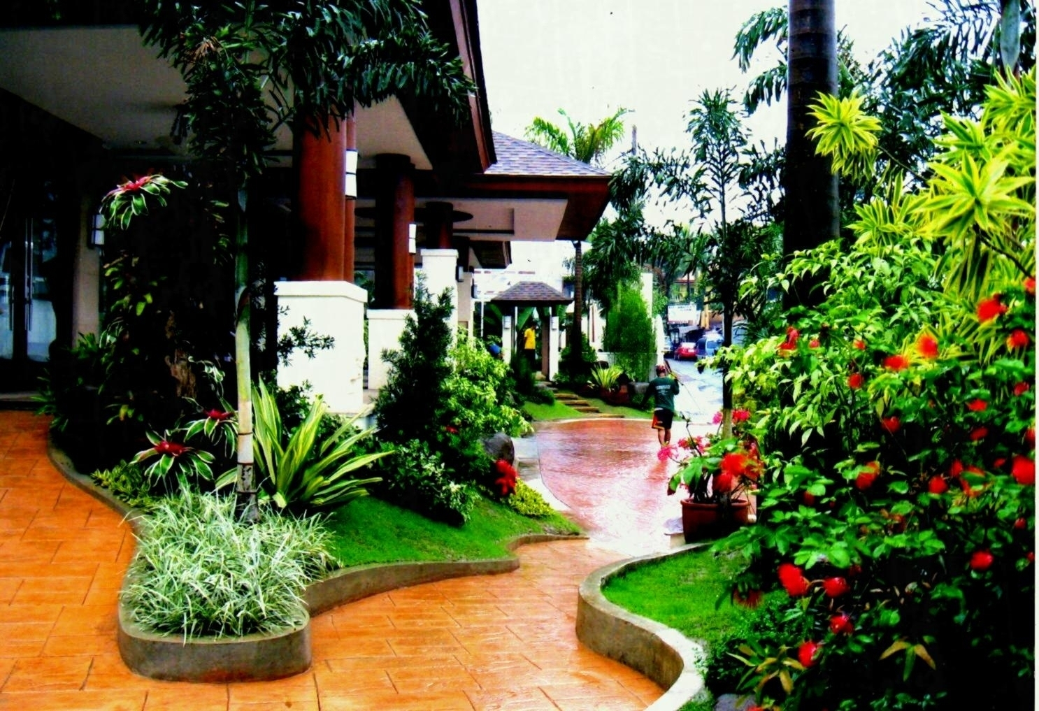 Simple Garden Ideas In The Philippines with regard to Home Garden Design In The Philippines