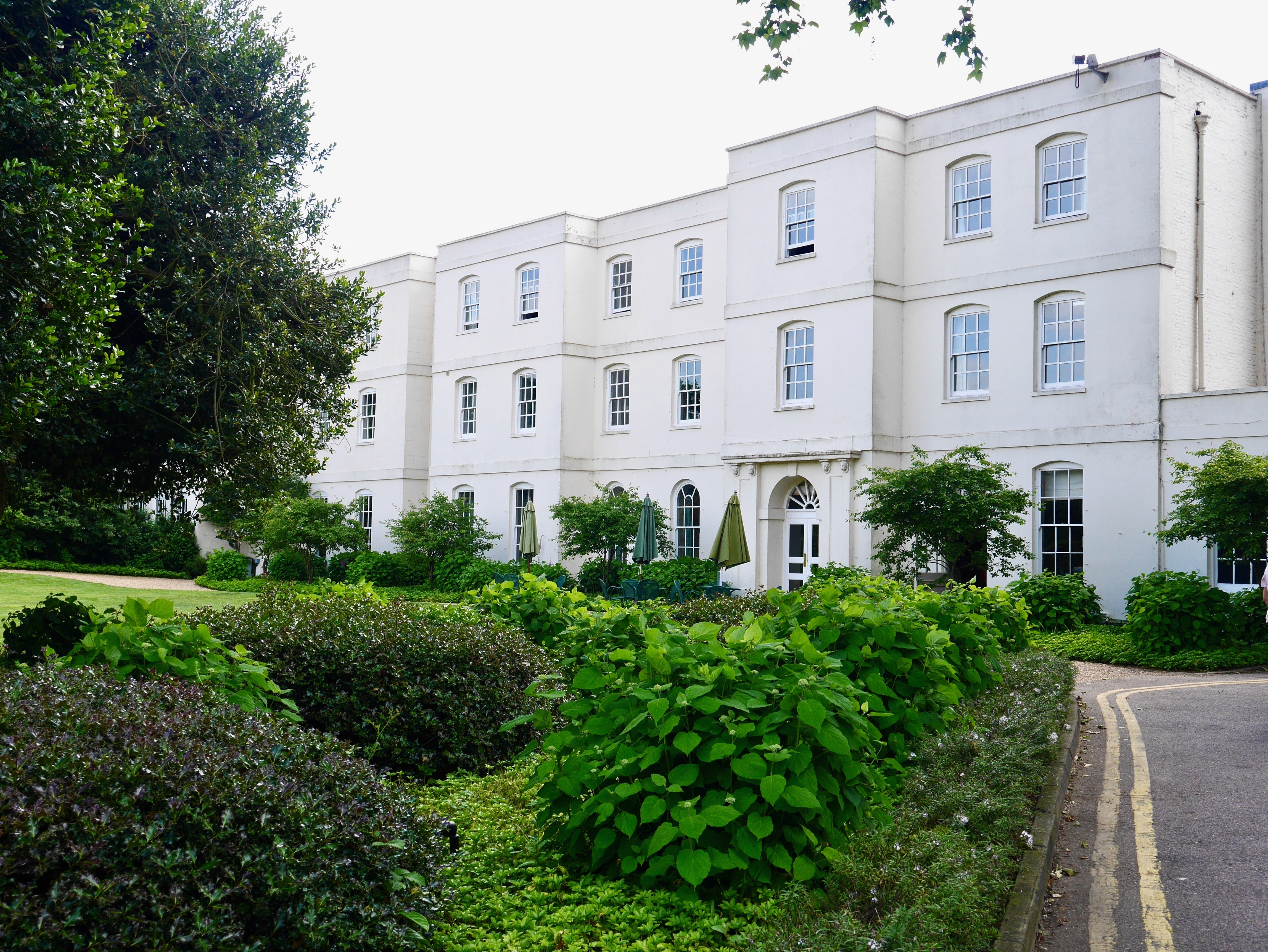 Sopwell House: St Albans Luxury Retreat | The Curious Pixie for The Garden House Restaurant St Albans