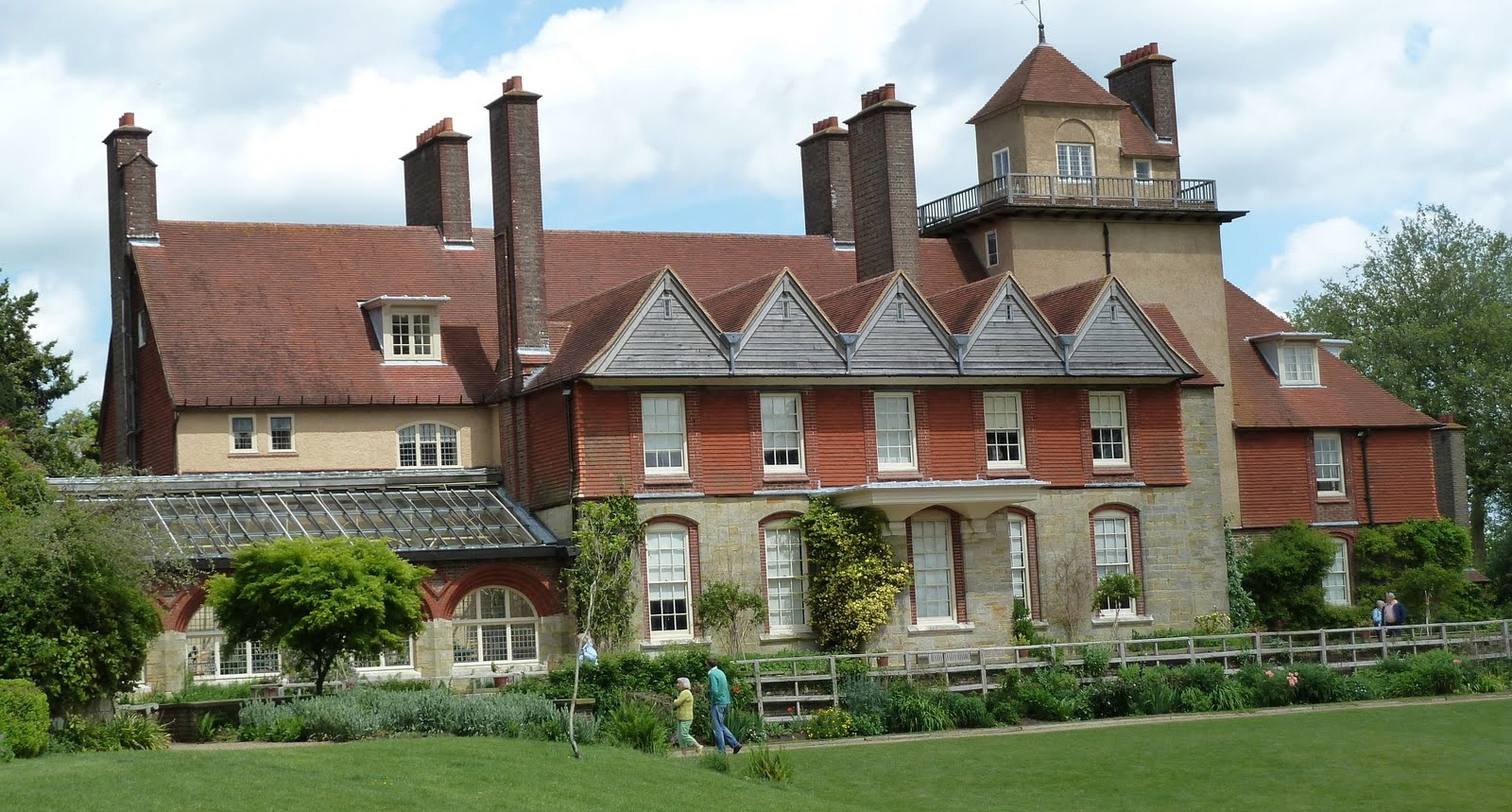 Standen House   Visit East Grinstead pertaining to Garden House Lane East Grinstead