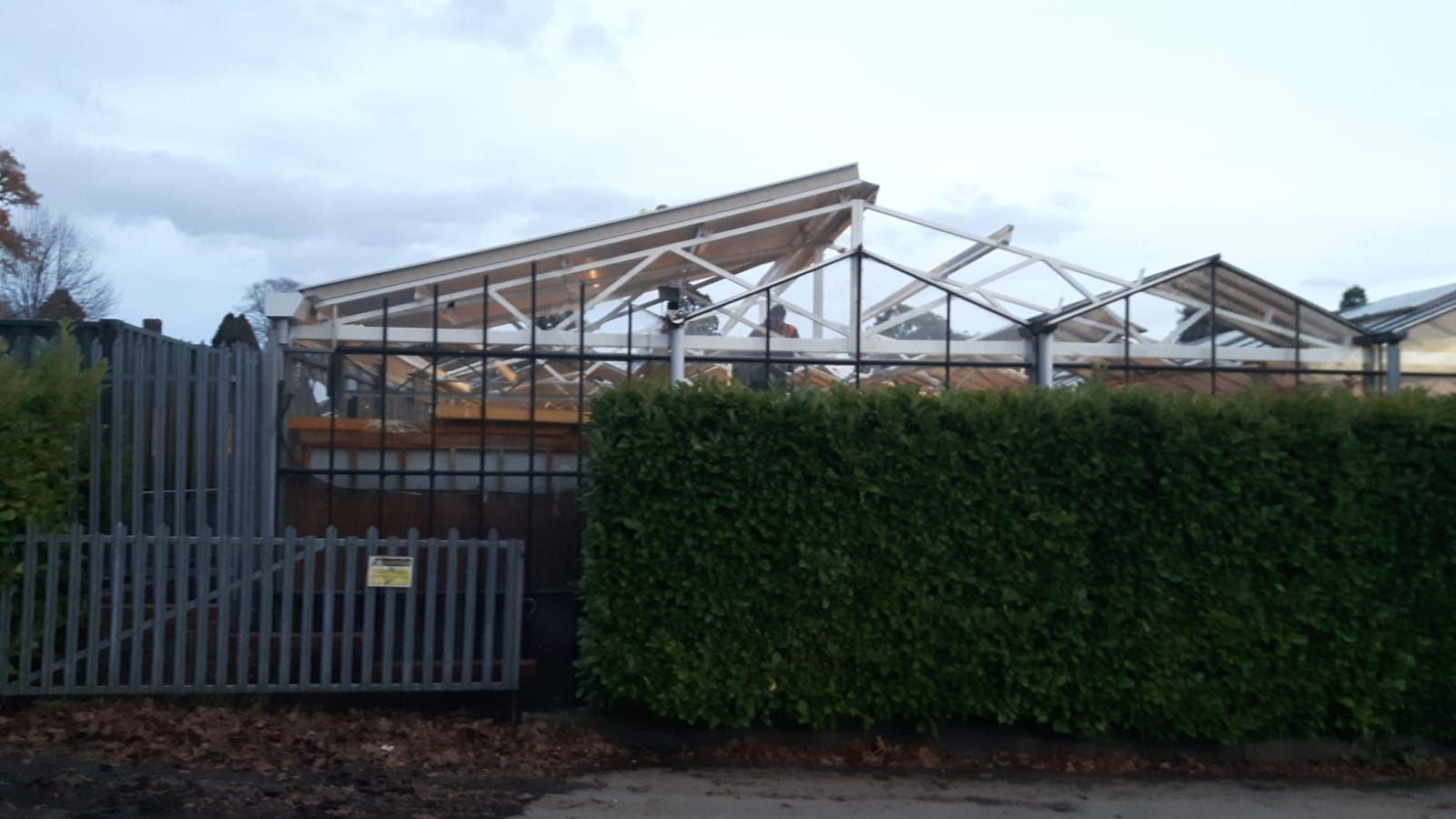 Stansted Park Garden Centre intended for Stansted House Garden Centre Cafe