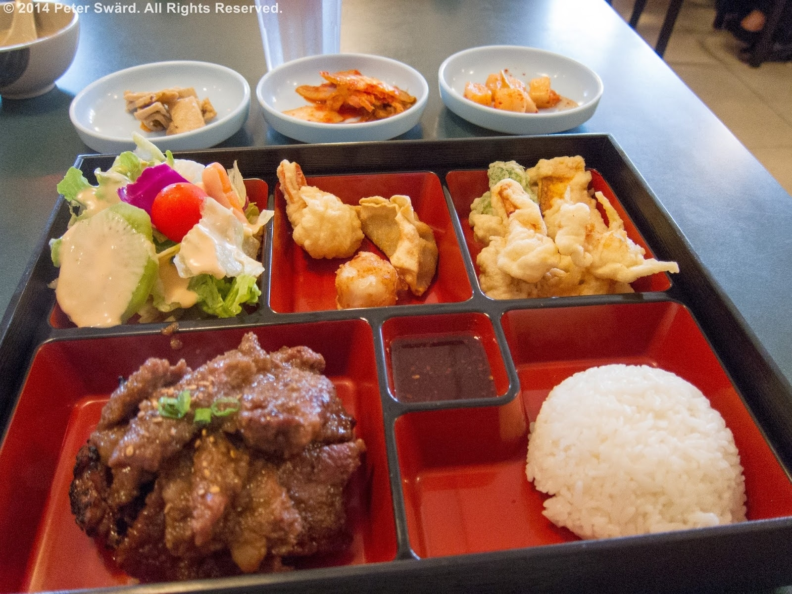 The Daily Lunch: Garden House Lawrence within Garden House Korean Restaurant Lawrence Ma