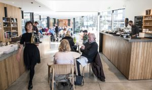 The Garden Café Review: A Leafy Enclave To Treasure In Lambeth pertaining to Garden House Cafe Tottenham High Road