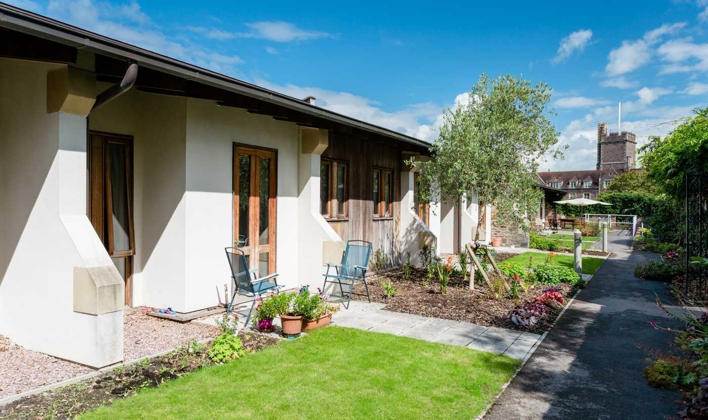 The Garden House Dementia And Nursing Care Home | St Monica Trust in Garden House Hospice Care Vacancies