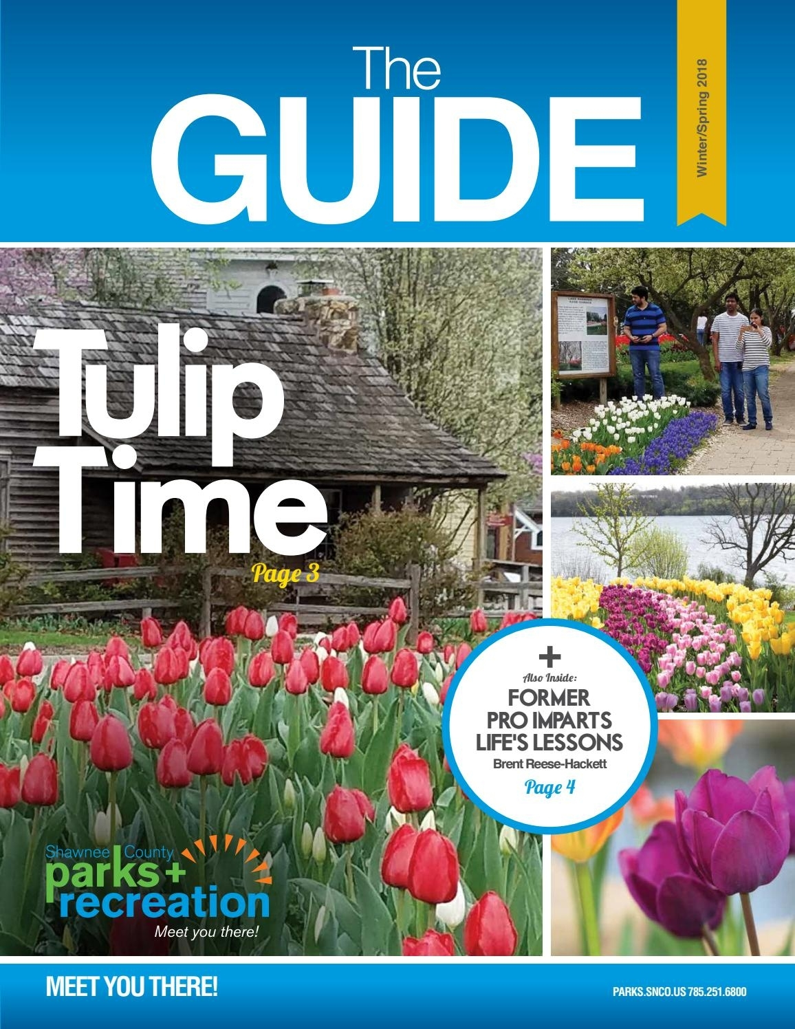 The Guide 2018 Winter Parks And Recreation By Shawnee County - Issuu within Garden House Lake Shawnee Topeka Ks