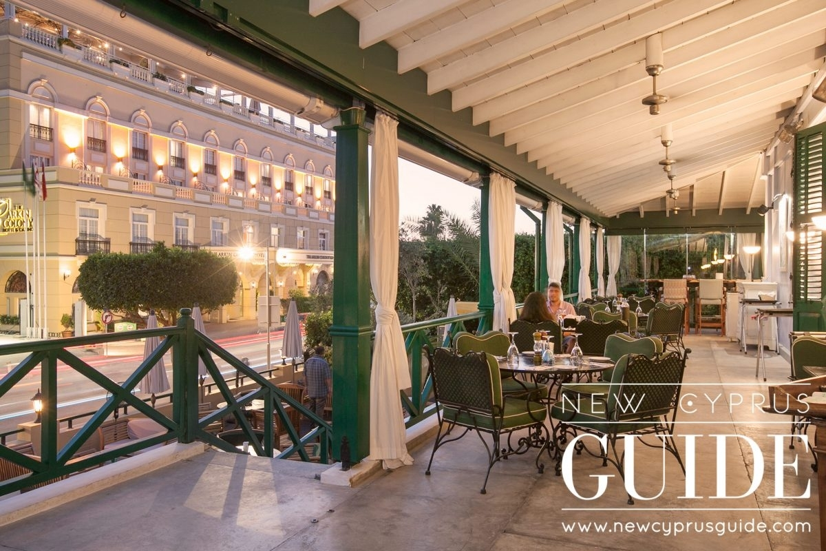 The House And Garden – New Cyprus Guide inside The House And Garden Restaurant Kyrenia