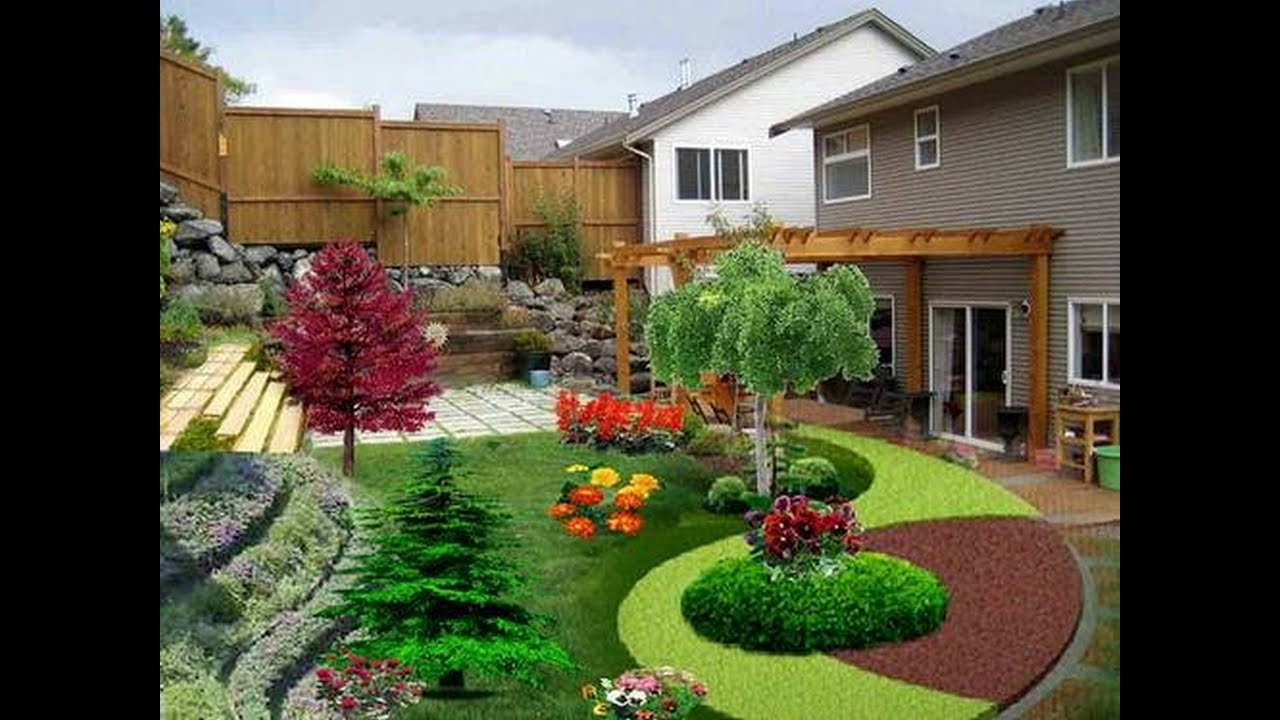 Tips For Front Yard Landscaping Ideas, Front House Garden Design pertaining to Front House Garden Design Images