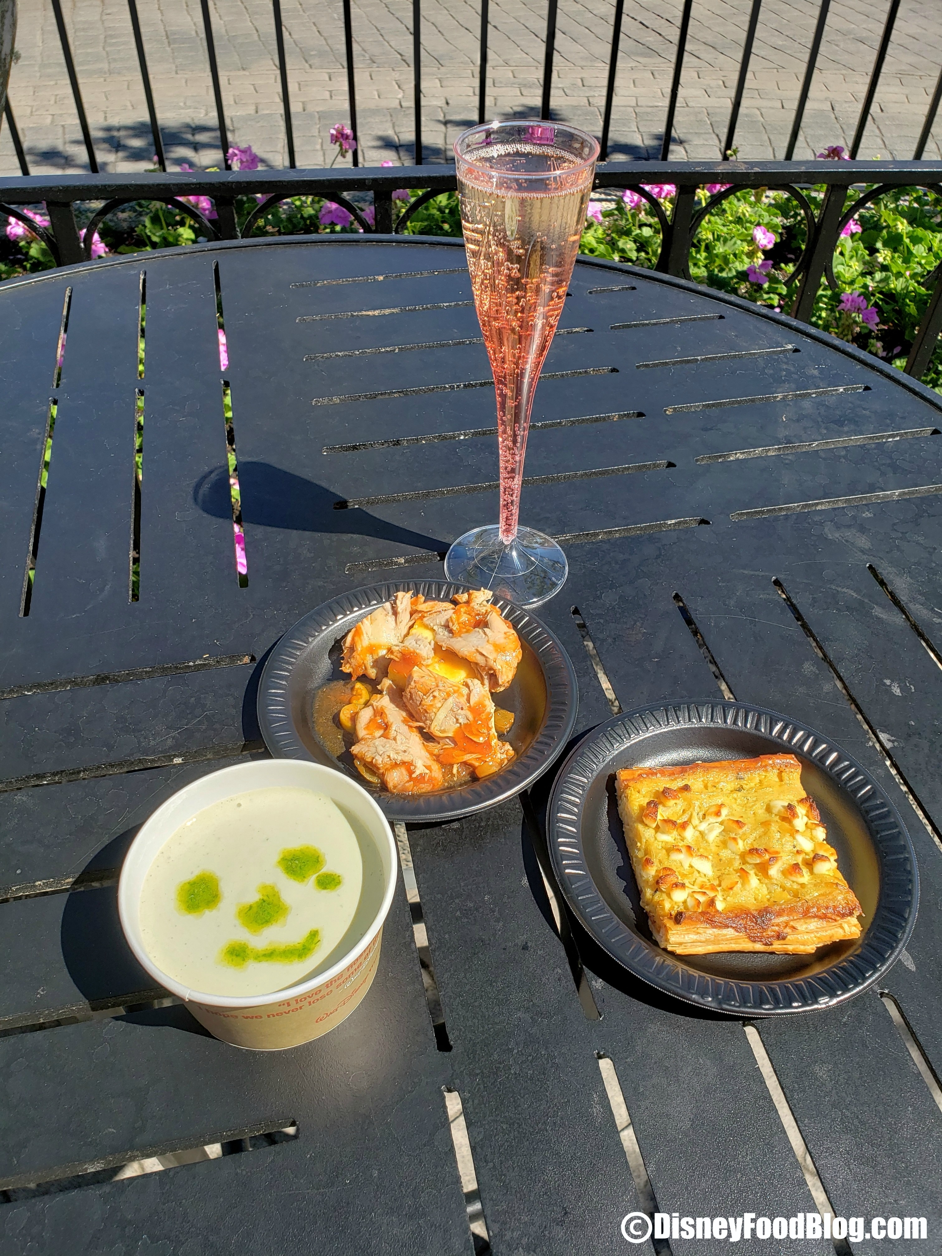 Best Of The Fest! What To Eat And Drink At The 2019 Epcot Flower And for Flower And Garden Festival Drinks