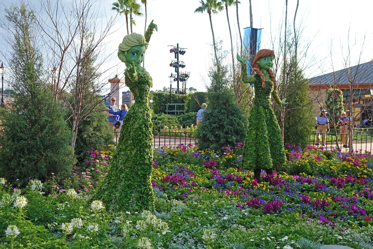 Complete Guide To Disney World Events In 2019 pertaining to Flower And Garden Festival Calendar