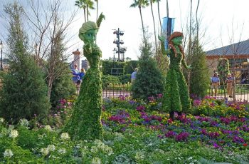 Complete Guide To Disney World Events In 2019 with Flower Garden Festival 2019 Concerts