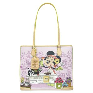 Disney Dooney And Bourke - 2018 Epcot Flower And Garden Minnie in 2019 Flower And Garden Festival Dooney