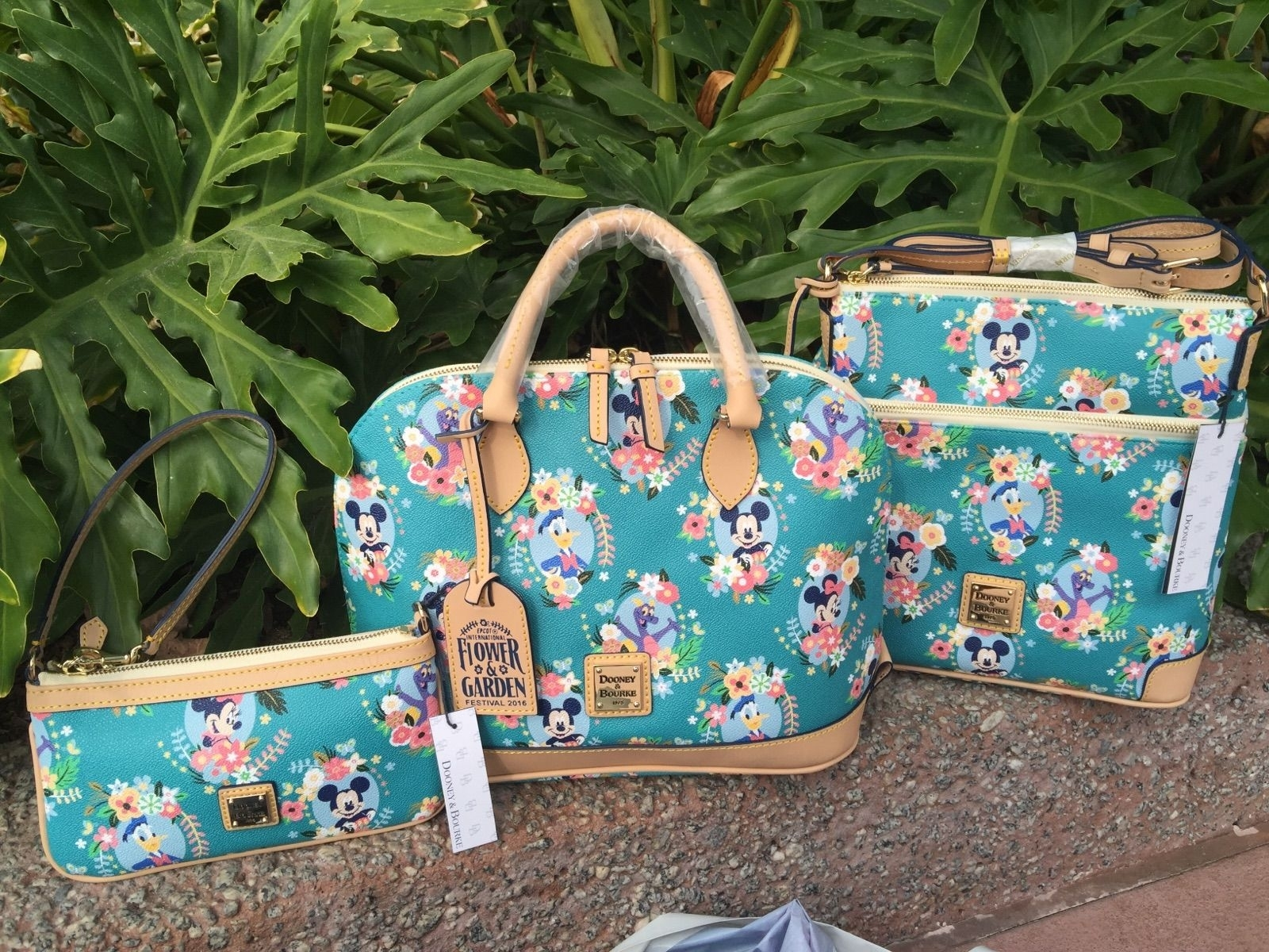 Epcot Flower And Garden Festival Dooney And Bourke Bags Now with Flower And Garden Festival Dooney And Bourke