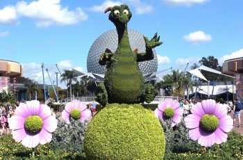 Epcot International Flower & Garden Festival 2018 Topiary Preview with regard to Garden And Flower Festival Epcot 2018