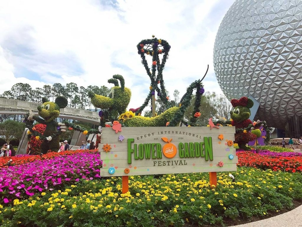 Essential Guide To Epcot Flower And Garden Festival For Families for Epcot Flower And Garden Festival Guide