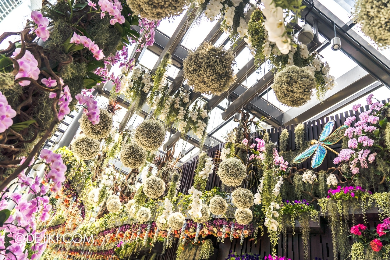 Floral Fantasy At Gardens By The Bay | Dejiki for Garden By The Bay Flower Festival 2018