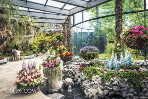 Floral Fantasy At Gardens By The Bay | Dejiki within Flower Festival Garden By The Bay