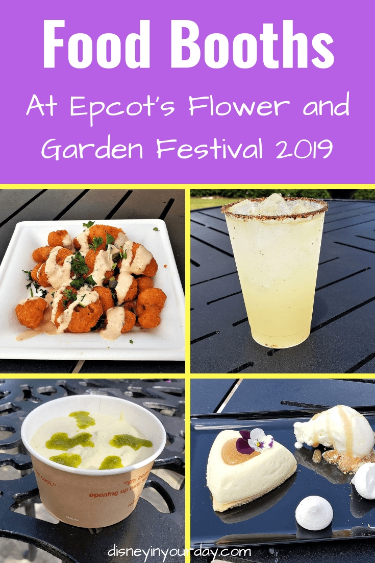 Highlights From The 2019 Flower And Garden Festival Food Booths within Flower And Garden Festival Food Booths
