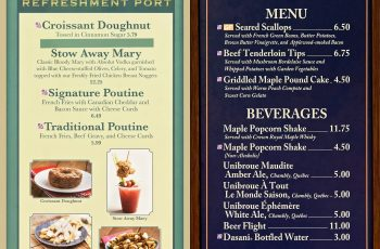 Menu Boards And Prices For 2018 Food Booths - Epcot Flower & Garden regarding Epcot Flower And Garden Festival Food Prices