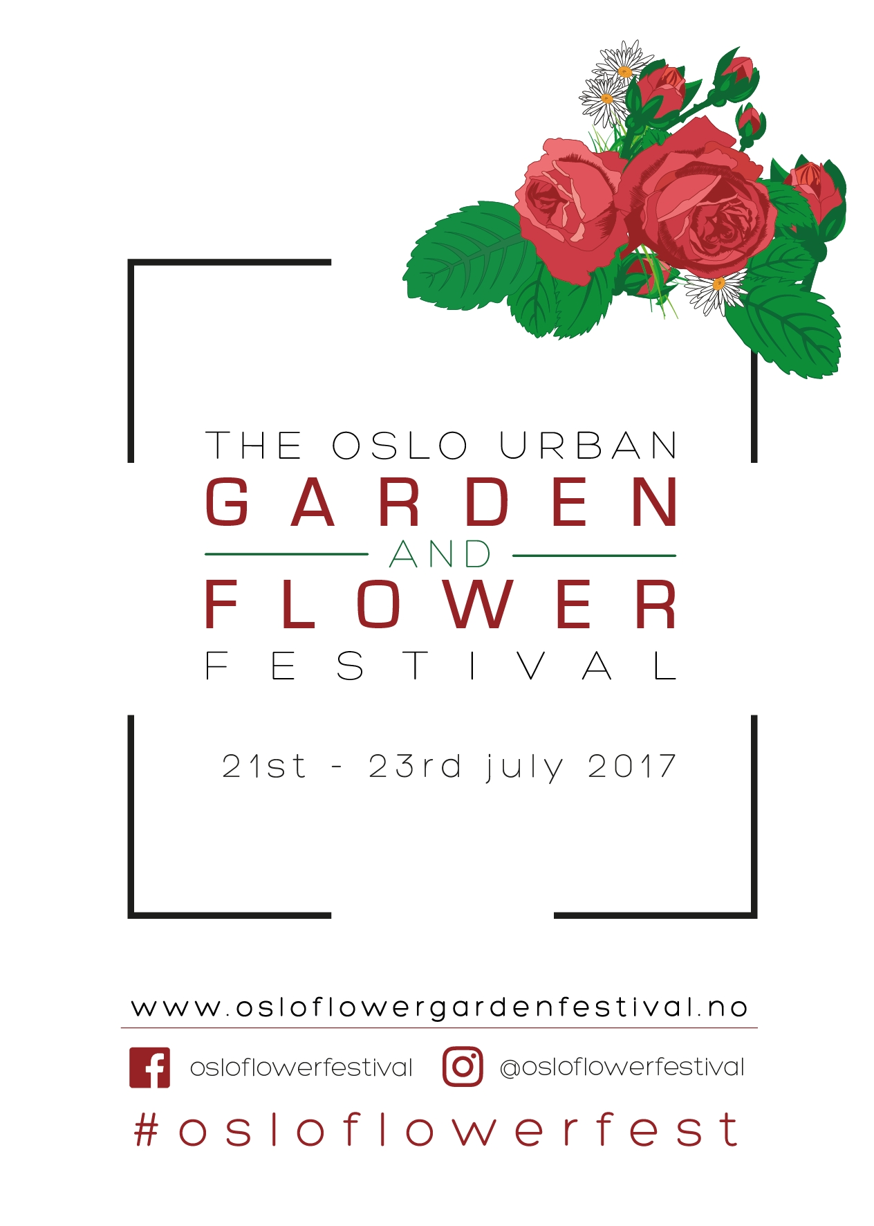 Oslo Urban Garden And Flower Festival – Vilde Hallin with regard to Urban Garden And Flower Festival