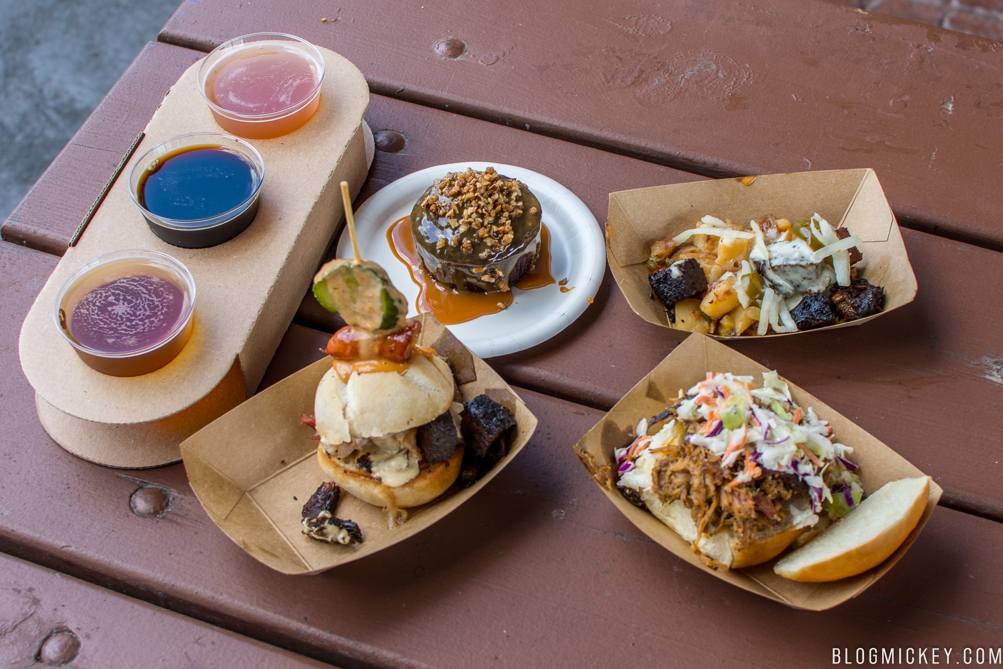Review: The Smokehouse - 2018 Epcot Flower And Garden Festival inside Flower And Garden Festival Epcot Food