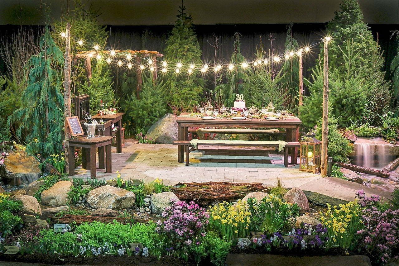 This Annual Garden Event Proclaims 'welcome To Spring' | Heraldnet pertaining to Northwest Garden And Flower Festival