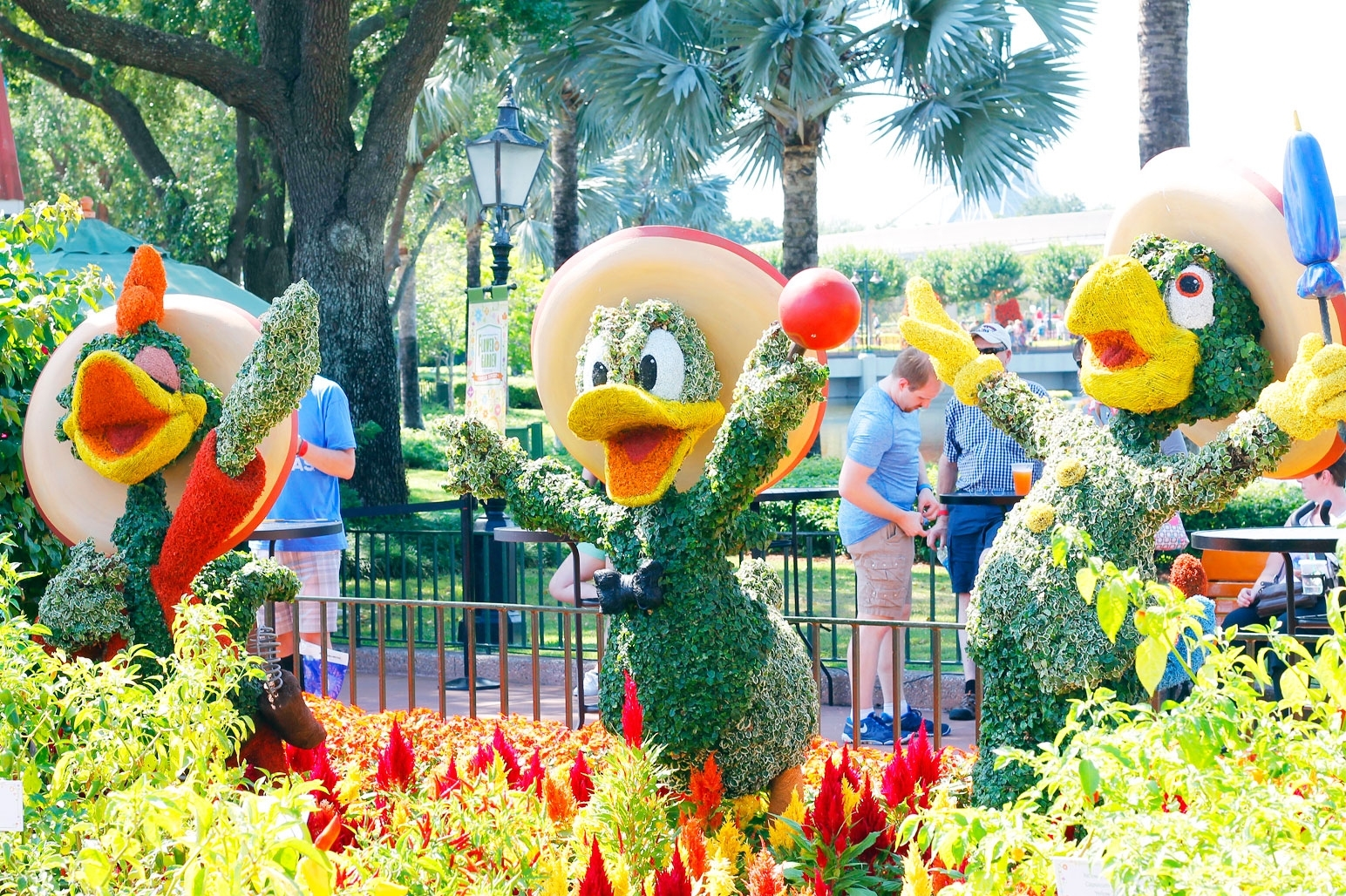 Ultimate Guide To Epcot Flower And Garden Festival   Sarah In The within 2019 Epcot Flower And Garden Festival Guide