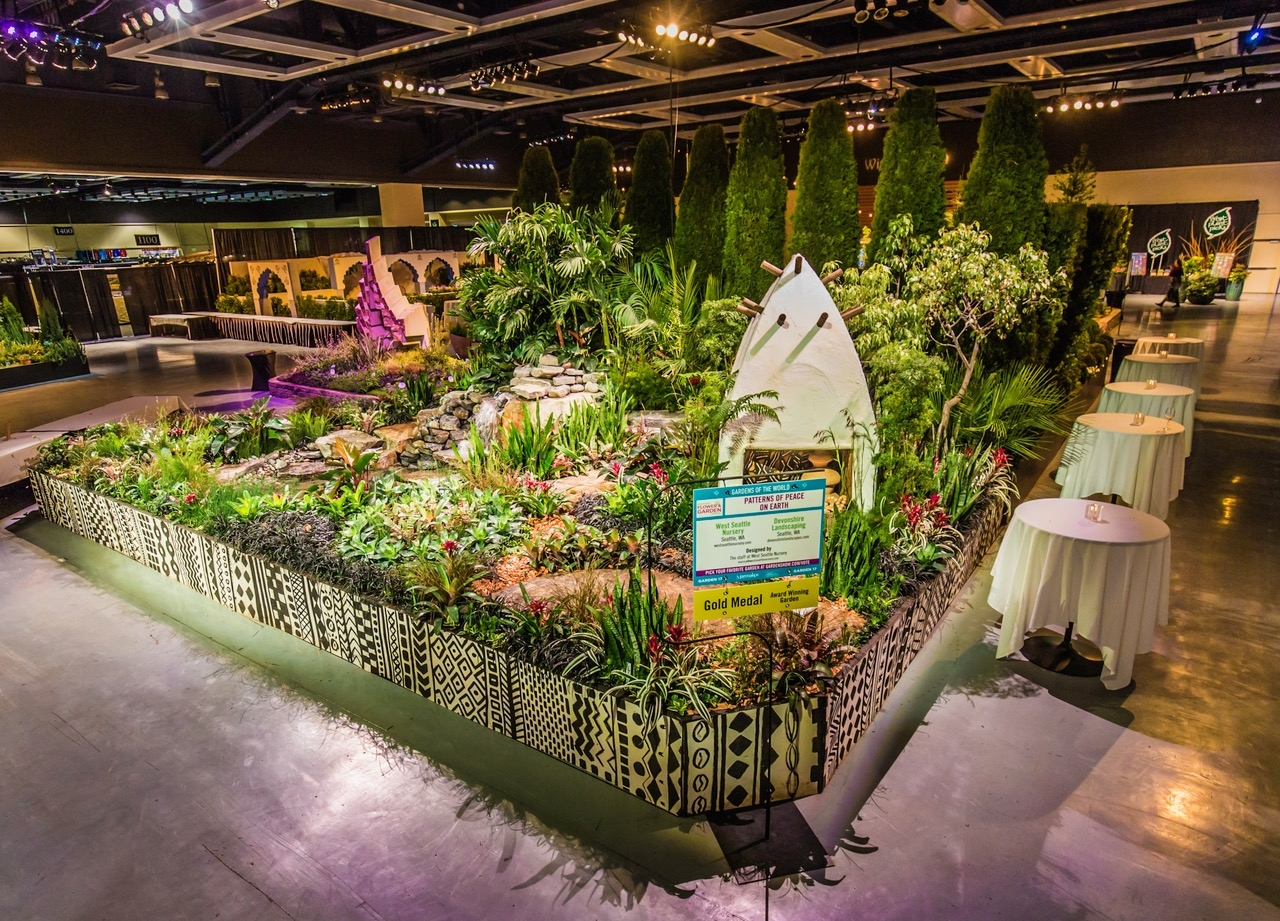West Seattle Nursery Wins Gold Medal At Nw Flower And Garden in Northwest Garden And Flower Festival