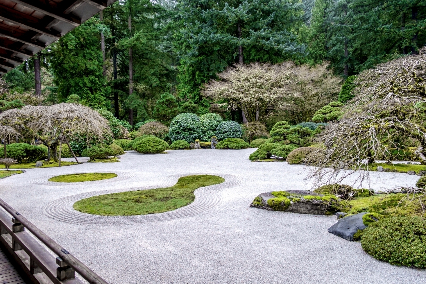 10 Garden Ideas To Steal From Japanese Zen Masters - Gardenista throughout Zen Garden Design Elements