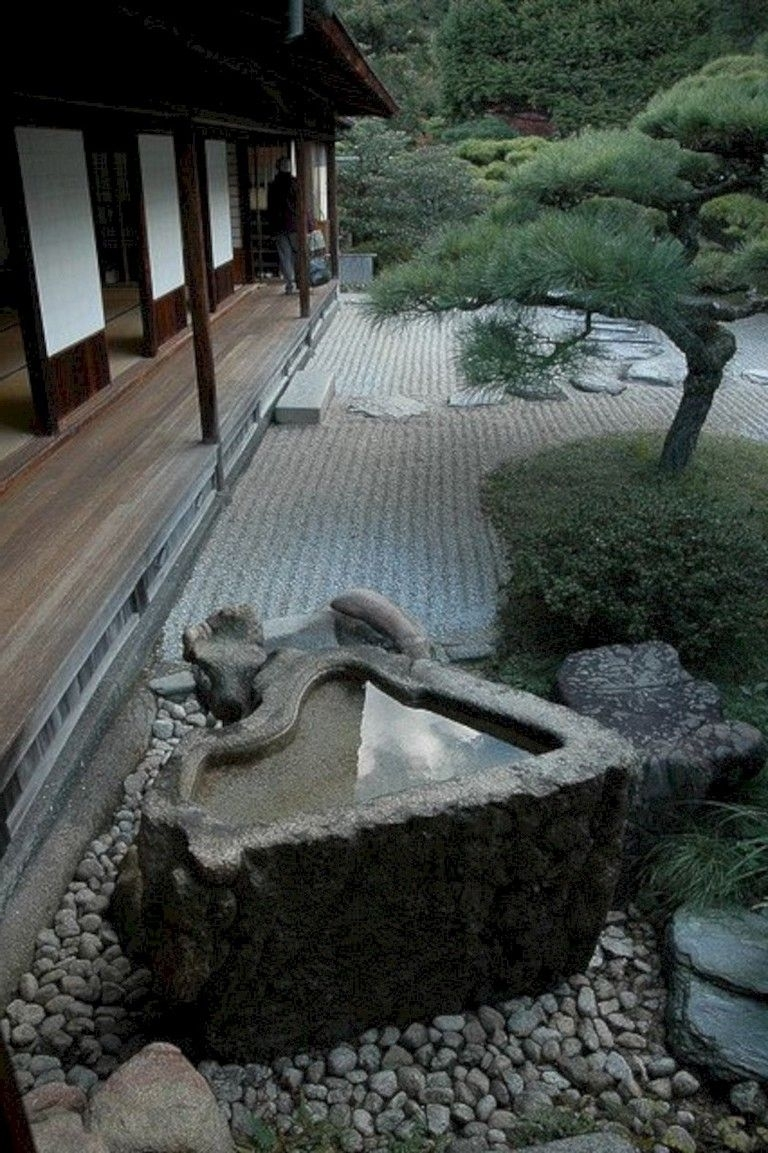 15 Amazing Zen Garden Ideas For Your Backyard #gardening for Zen Garden Landscape Design