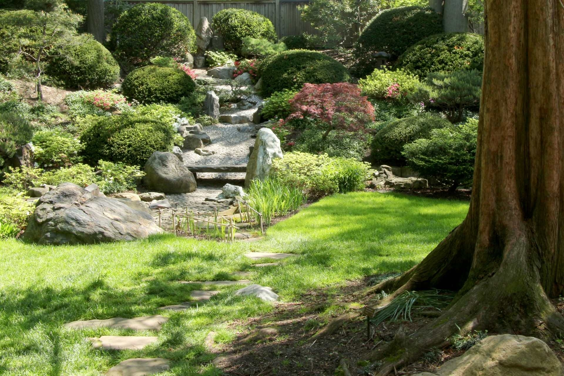 3 Basic Japanese Garden Principles Landscaper Should Know within Zen Garden Design Principles