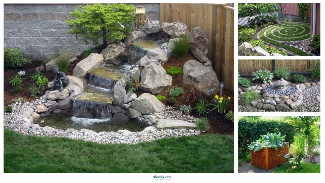 39 Easy Diy Zen Garden Design Ideas - Homiku within Zen Garden Backyard Design