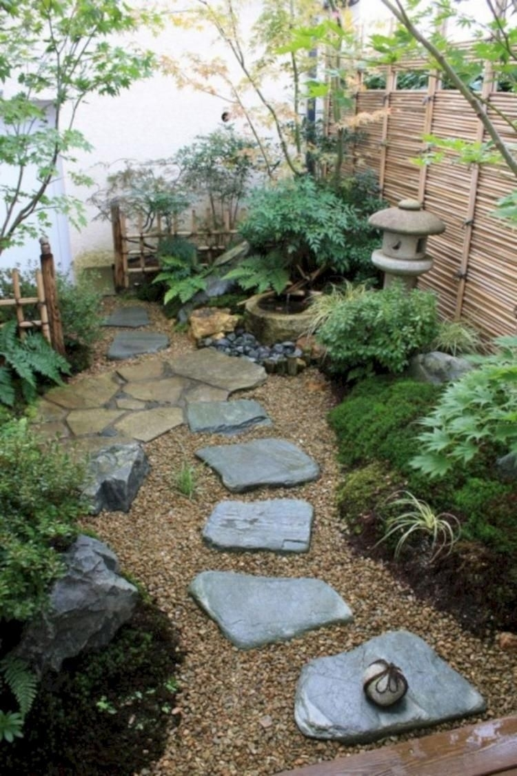 70+ Awesome Zen Gardens Design & Decor For Home Backyard | #homes within Zen Garden Landscape Design