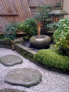 76 Beautiful Zen Garden Ideas For Backyard 10 | Kert | Zen Garden throughout Zen Garden Design Balls