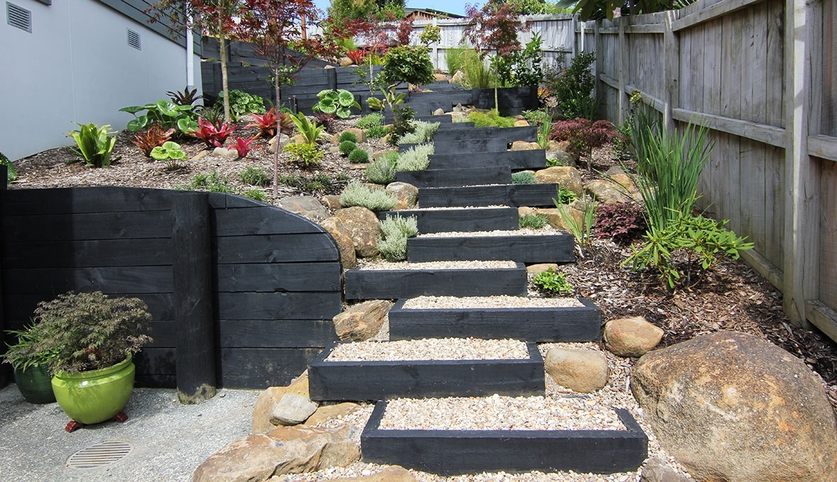 A Dramatic Home Zen Garden Transformation | Zones pertaining to Zen Garden Design Balls