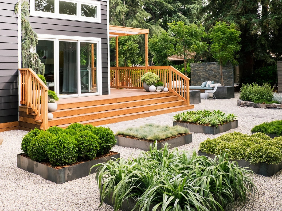 How To Design A Zen Garden - Sunset Magazine pertaining to Zen Garden Landscape Design