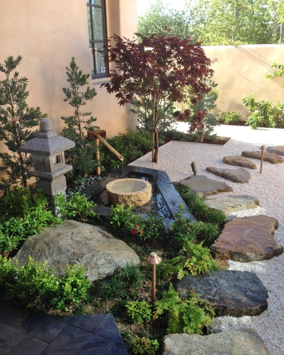How To Make A Japanese Zen Garden In Southern California | Southwest for Examples Of Zen Garden