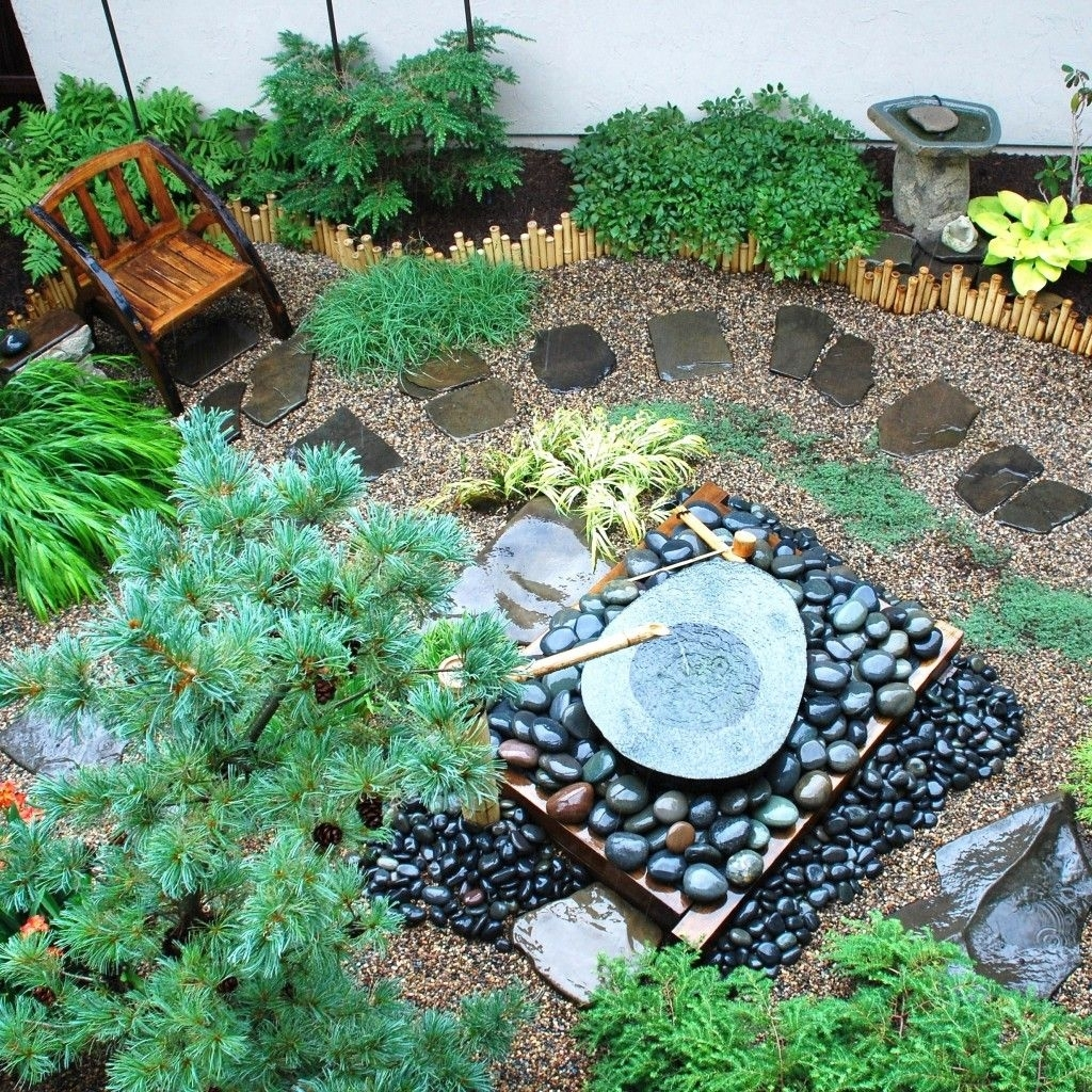 Japanese Garden Designs For Small Spaces Awesome Decoration 7 On inside Zen Garden Designs For Small Spaces