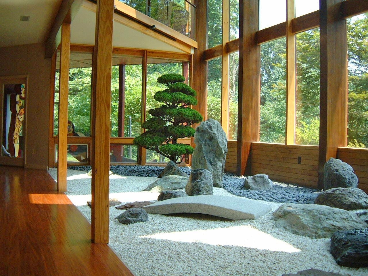 Japanese Garden. Interior Landscape Design By Lee's Oriental with regard to Zen Garden Interior Design