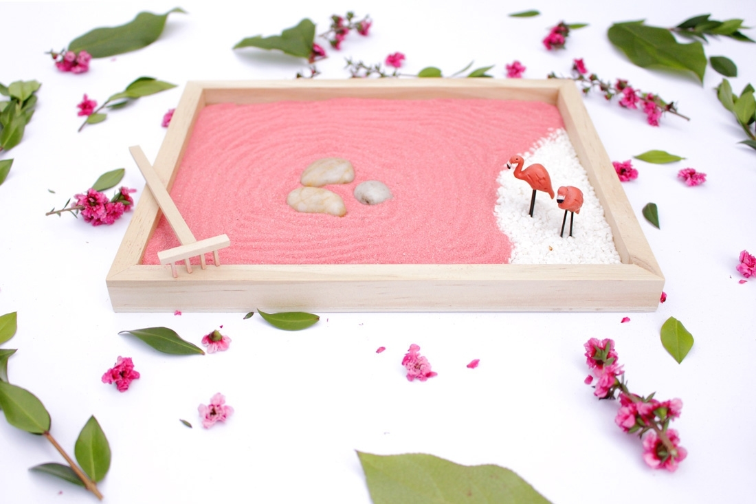 Mini Zen Garden Ideas To Bring Tranquility In Your Home in Diy Mini Zen Garden Ideas