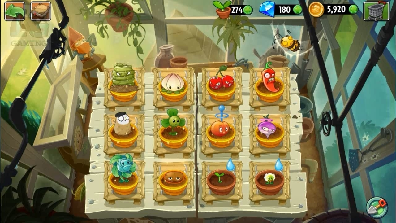 Plants Vs Zombies 2 - Hidden Zen Garden Animations - Youtube intended for Zen Garden Trong Plant Vs Zombie