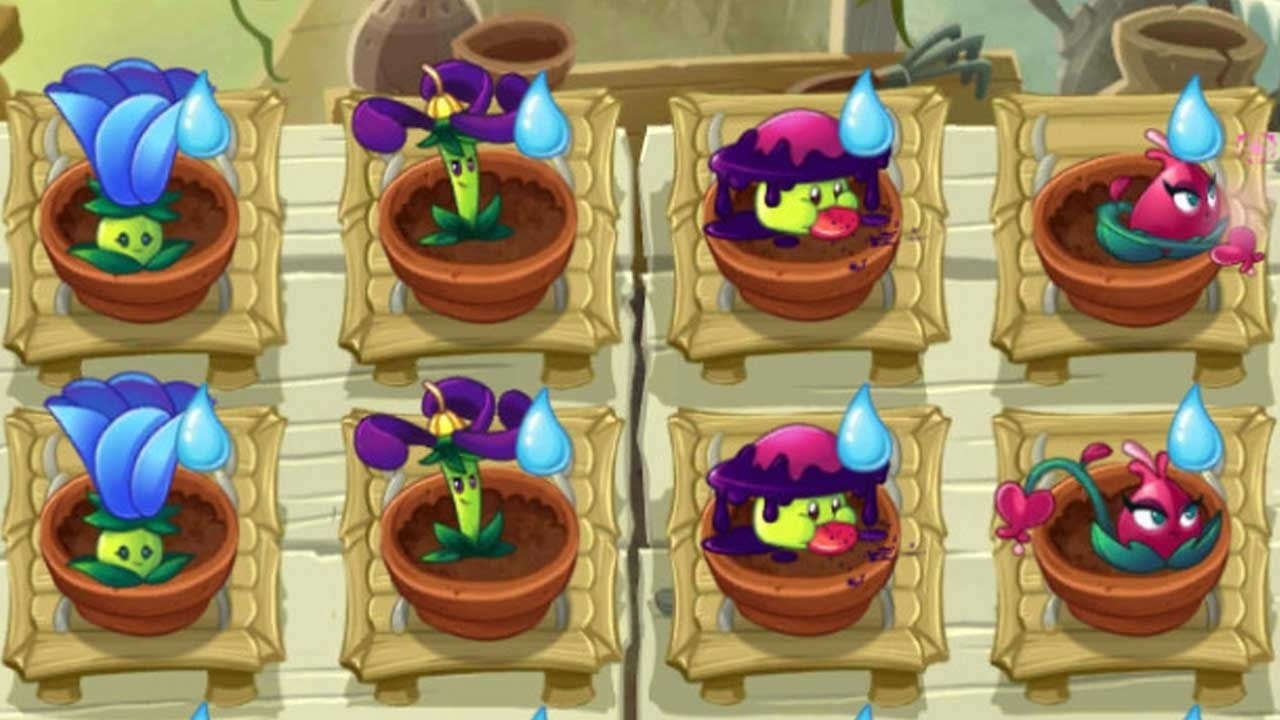 Plants Vs Zombies 2 - Modern Day Part 1 Plants In Zen Garden - Youtube inside Zen Garden Trong Plant Vs Zombie