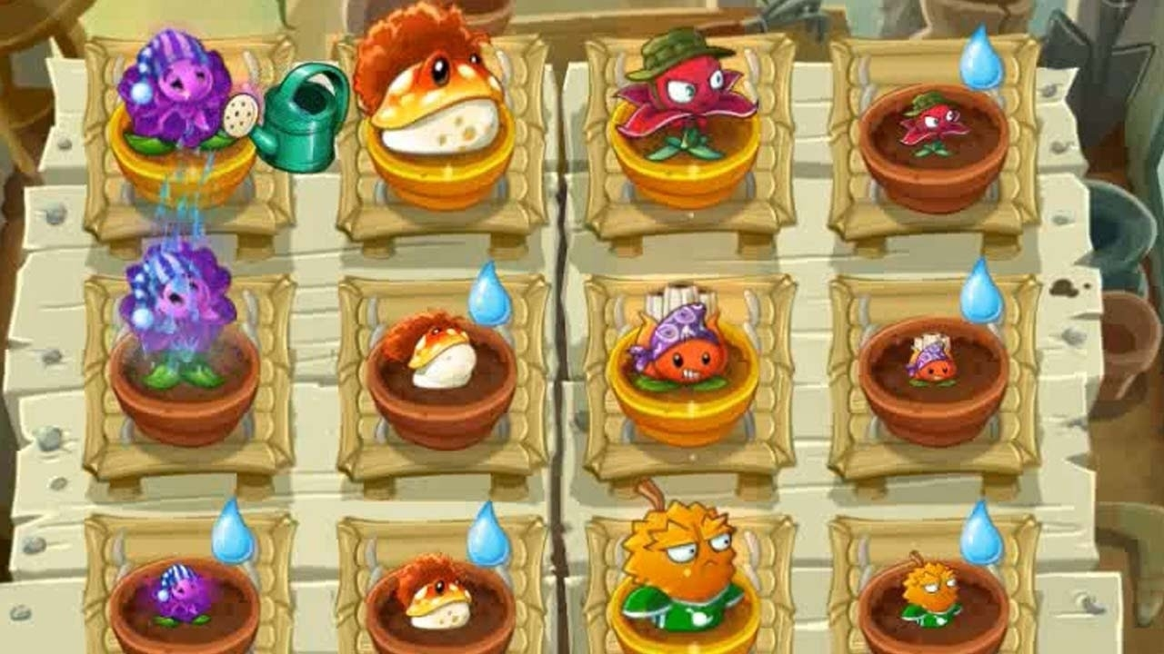 Plants Vs Zombies 2 - Stallia Costumes In Zen Garden - Youtube inside Zen Garden Trong Plant Vs Zombie