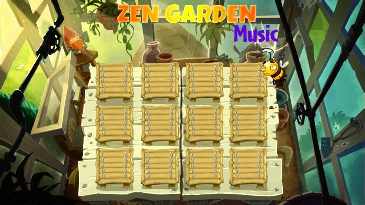Plants Vs. Zombies 2 - Zen Garden Theme - Youtube inside Zen Garden Plants Vs Zombies Music