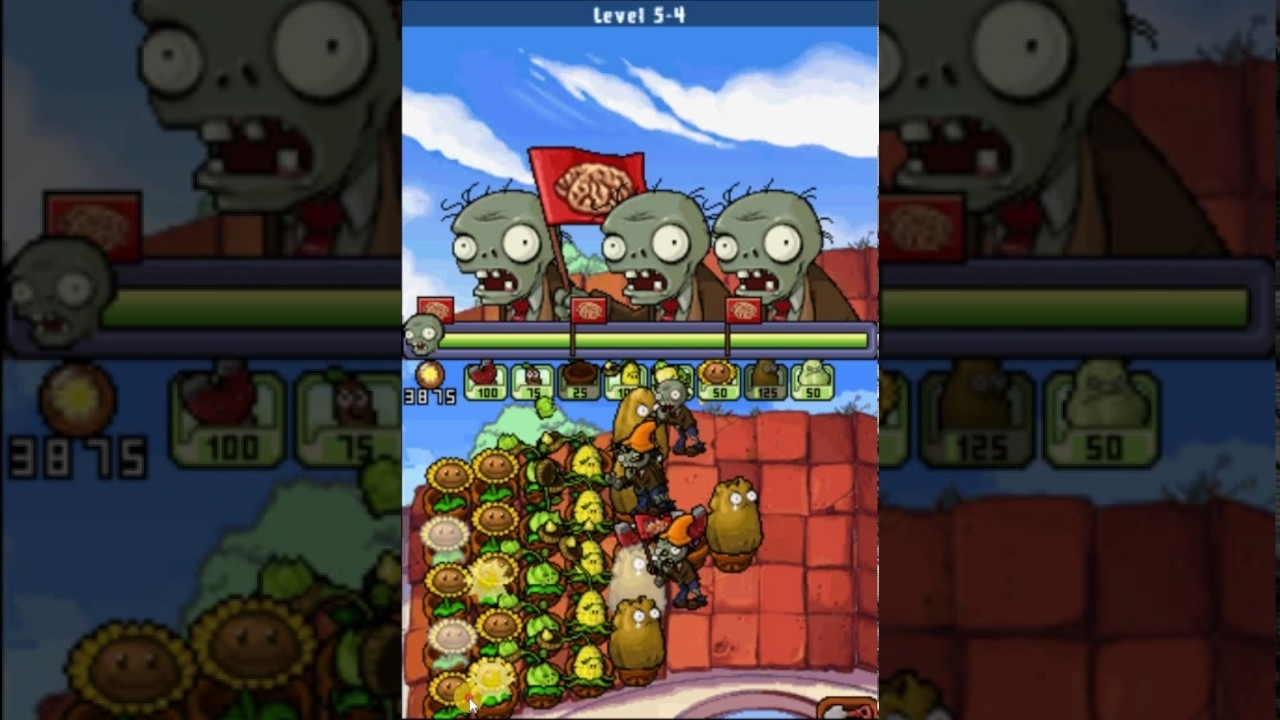 "Plants Vs. Zombies Nds Episode 11 ""zen Garden And Crazy Bungees pertaining to Zen Garden Plants Vs Zombies Ds"
