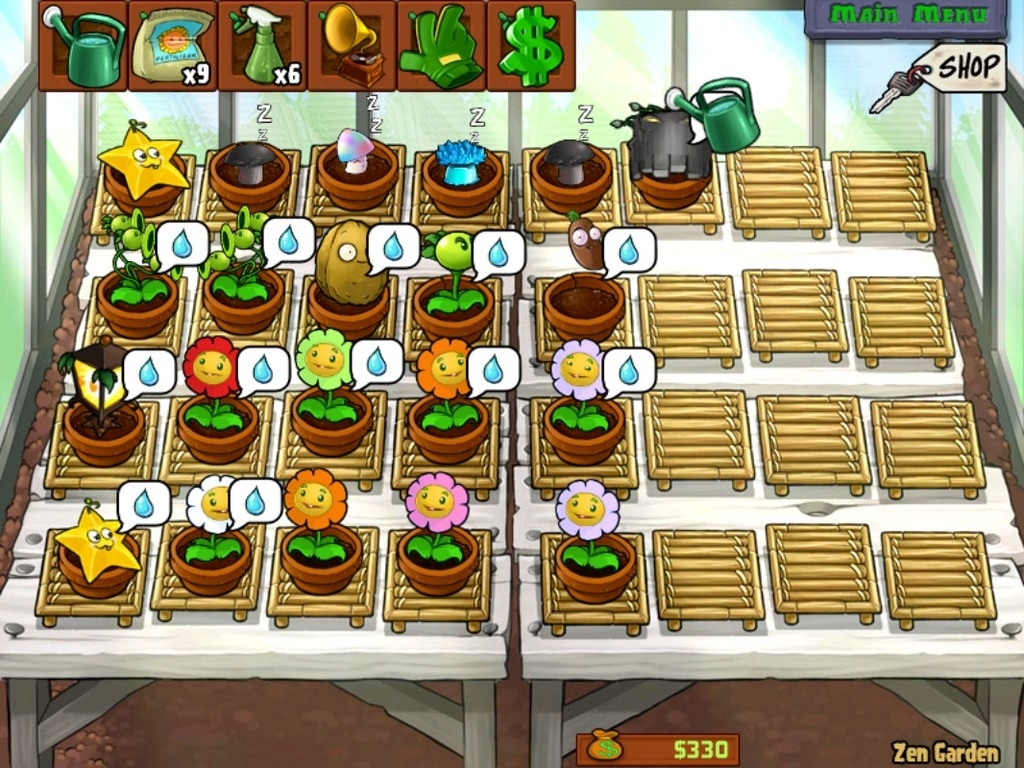 Plants Vs. Zombies - Neoseeker regarding Zen Garden Plants Vs Zombies Ds
