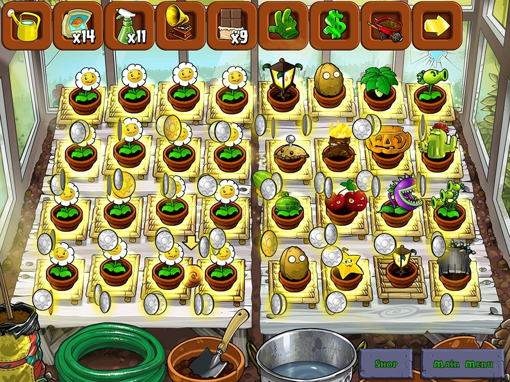 Plants Vs. Zombies Reviews with Zen Garden Plants Vs Zombies Ds